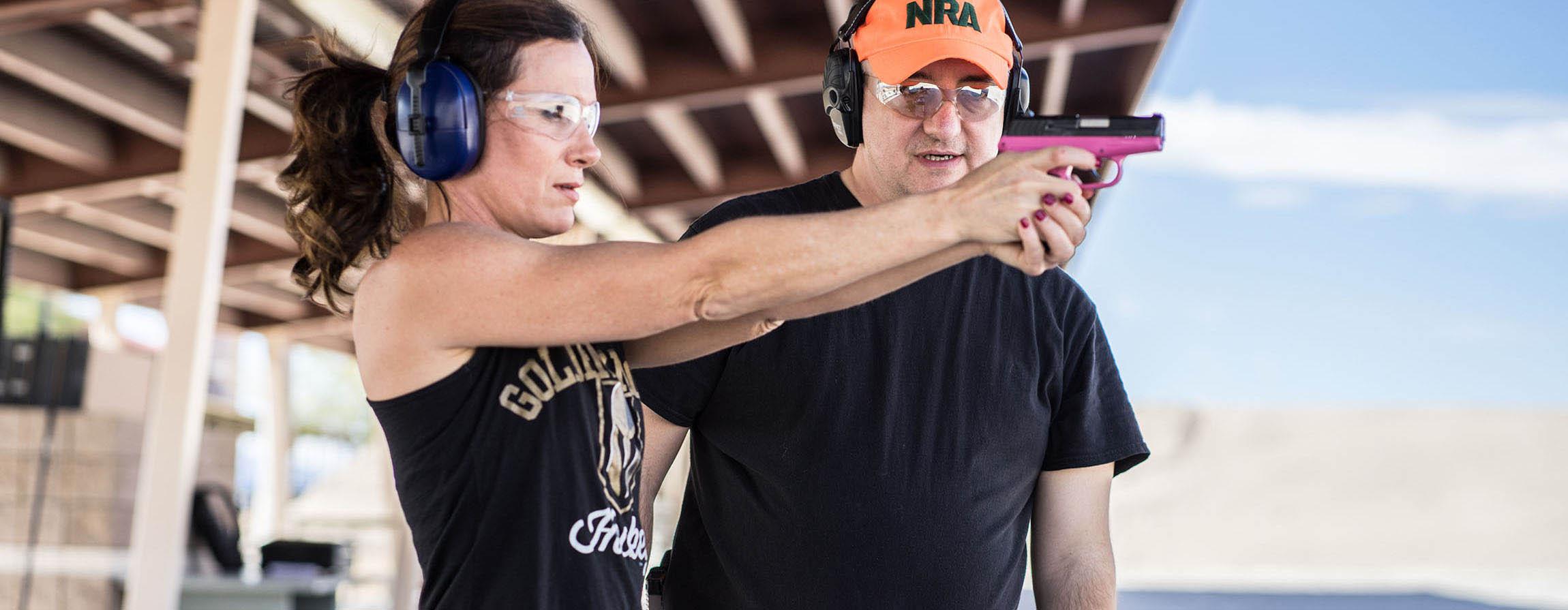 ccw gun school Las Vegas fundamentals